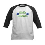 Scott Designs Kids Baseball Jersey