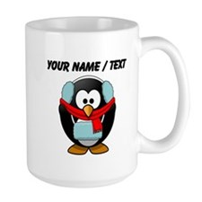 Custom Winter Penguin Mugs
