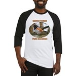Spotted Towhee Baseball Jersey