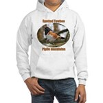 Spotted Towhee Hooded Sweatshirt
