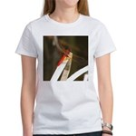 Red Dragonfly Women's T-Shirt