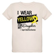 Daughter Endometriosis Ribbon T-Shirt