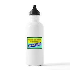 Kids Eatable Vegetables Water Bottle