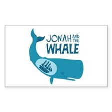 Jonah And The Whale Decal