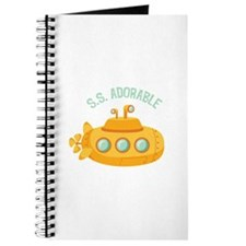 S.S. Adorable Journal