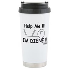 Cute Organized Travel Mug