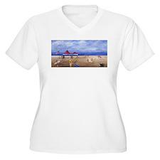 Surf Camp Plus Size T-Shirt