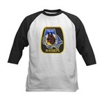 Baltimore Police K-9 Kids Baseball Jersey
