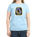 Baltimore Police K-9 Women's Light T-Shirt