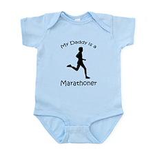 Daddy Marathoner Infant Bodysuit