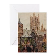 Canterbury Greeting Card