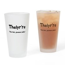 Theiyr're Drinking Glass