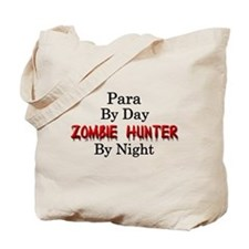 Para/Zombie Hunter Tote Bag