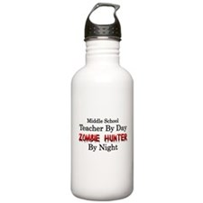 Middle School Teacher/ Water Bottle