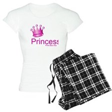 Princess Pink Bad Ass Pajamas