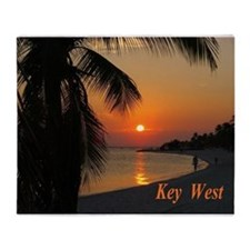 Key West Throw Blanket