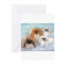 PRNI Pekingese Rescue Greeting Cards