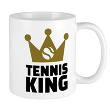Tennis king crown Mug