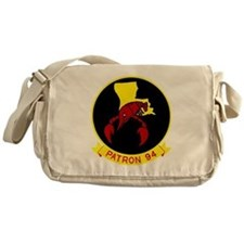 VP 94 Crawfishers Messenger Bag