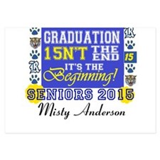 Personalize Seniors 2015 Invitations