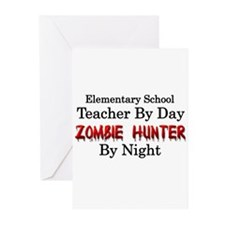 Elementary School Teache Greeting Cards (Pk of 20)