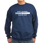 BABY LOADING... Sweatshirt (dark)