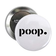 "2.25"" poop Button (10 pack)"
