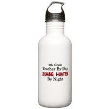 6th. Grade Teacher/Zom Water Bottle