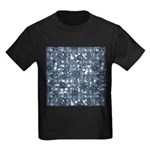 Steampunk Panel - Steel Kids Dark T-Shirt