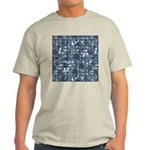 Steampunk Panel - Steel Light T-Shirt