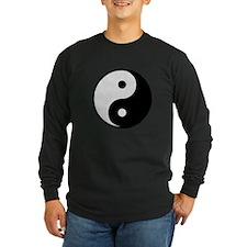 yinyang2 Long Sleeve T-Shirt