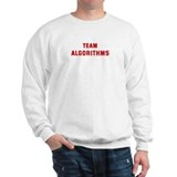 Team ALGORITHMS Sweatshirt
