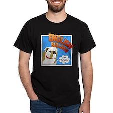 Bulldog Super Hero T-Shirt