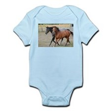 Horses in Love Body Suit