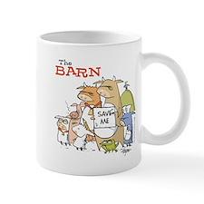 The Barn: The Whole Gang! Mug