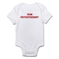 Team PHYSIOTHERAPY Infant Bodysuit