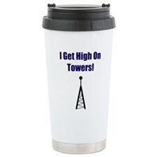 Unique Radio station Travel Mug