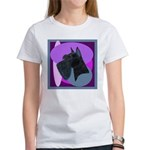 Giant Schnauzer Design Women's T-Shirt
