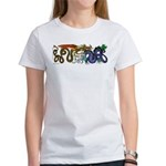Fire Drake and Sea Serpent Women's T-Shirt
