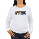 Fire Drake and Sea Serpent Women's Long Sleeve T-S