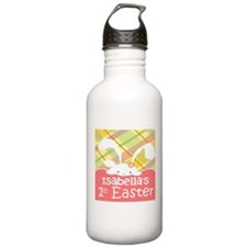 Personalize Babys 1st Easter Water Bottle