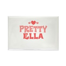 Ella Rectangle Magnet (10 pack)