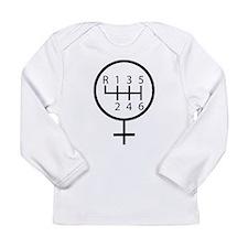 Long Sleeve Infant Long Sleeve Infant T-Shirt