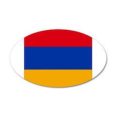 Flag of Armenia Wall Sticker