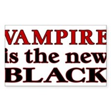 Vampire Is the New Black Decal