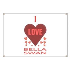 I LOVE BELLA SWAN Banner