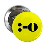 """Uh-Oh Emoticon Smiley"" Button"