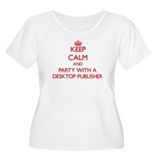 Keep Calm and Party With a Desktop Publisher Plus