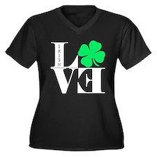 Clover Love Plus Size T-Shirt