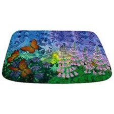 Monarch Haven Bathmat Bathmat